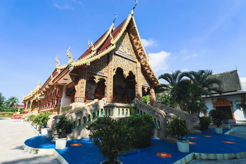 Wat sri don chai
