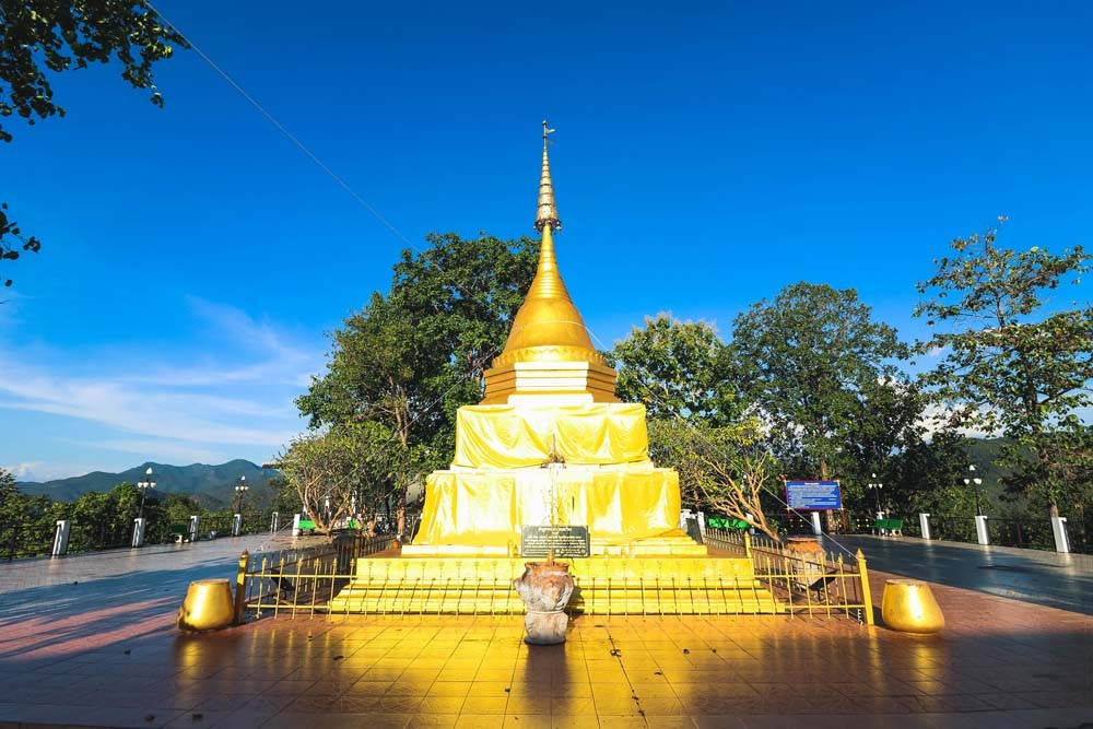 Phra That Doi Wiang寺庙