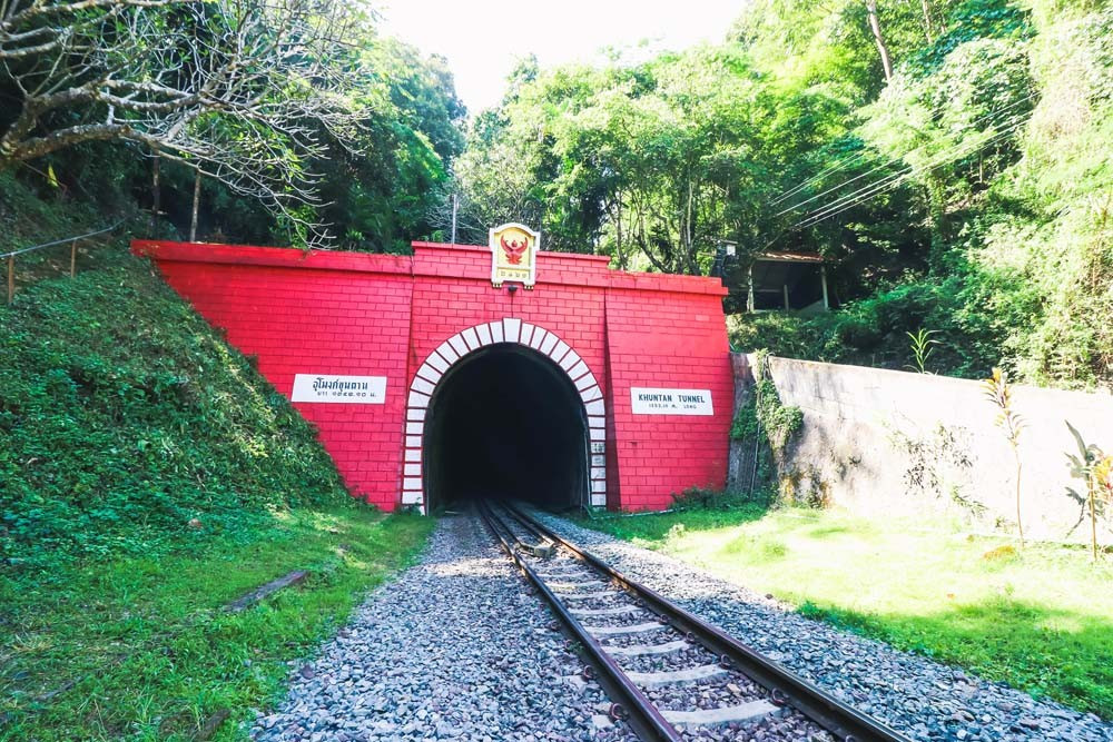 Khun Tan Railway Tunnel