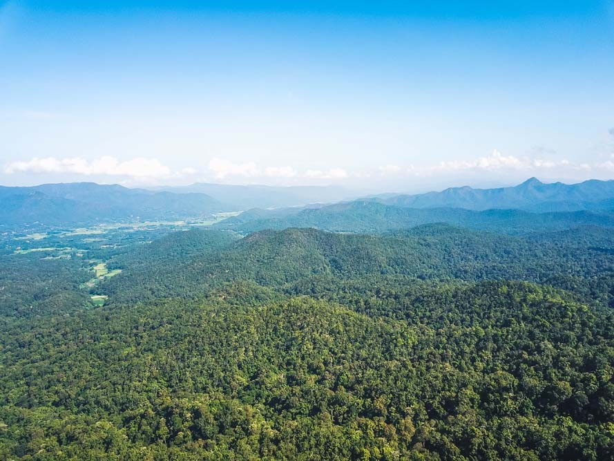 Doi Khun Tan National Park